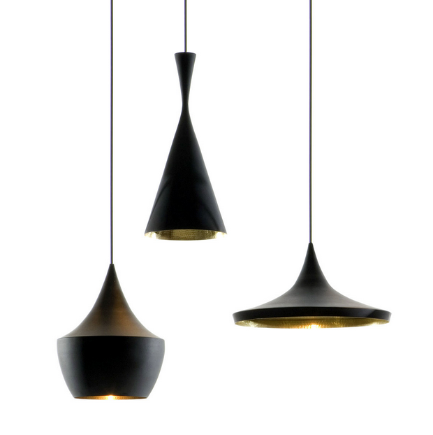 Tom Dixons pendant light BEAT